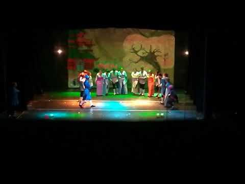 Musical Mulan 4* medio C liceo Bicentenario Calama