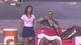 Sexy Moments On Tennis Court Compilation