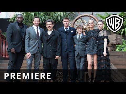 Pan – World Premiere - Official Warner Bros. UK