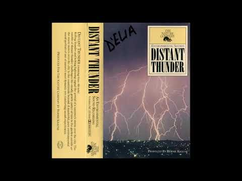 Bernie Krause ‎– Distant Thunder (1988) FULL ALBUM