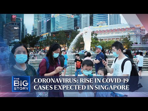 Coronavirus: Rise in Covid-19 cases expected in Singapore | The Straits Times