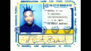 ODB - Raw Hide  (Instrumental) [Track 6]
