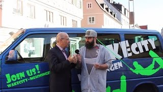 Interview - OB-Kandidat Dr. Friedrich Zeller (SPD) @ Wakecity Memmingen