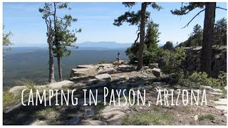 camping in payson, arizona