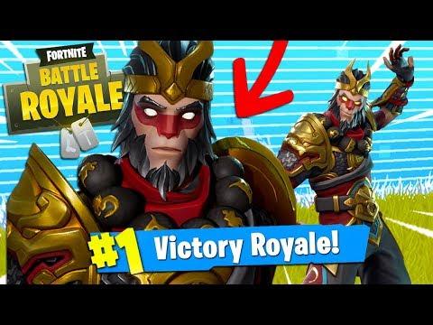 🔴 TOP 1 + NOUVEAU SKIN CE SOIR !! (Fortnite Battle Royale)