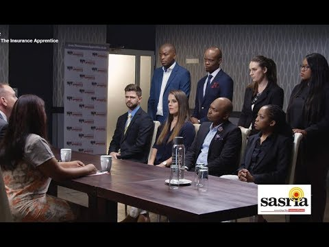 The Insurance Apprentice 2018 episode 2 - sponsored by Sasri