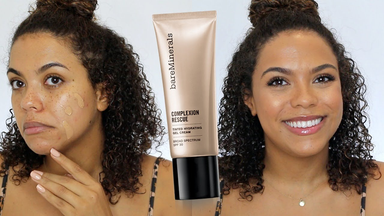 bareminerals complexion rescue oily skin