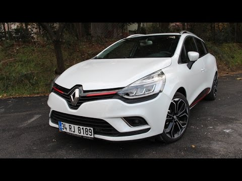 test renault clio st youtube. Black Bedroom Furniture Sets. Home Design Ideas
