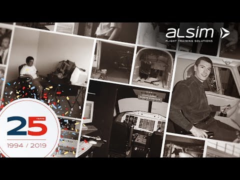 ALSIM 25th Anniversary