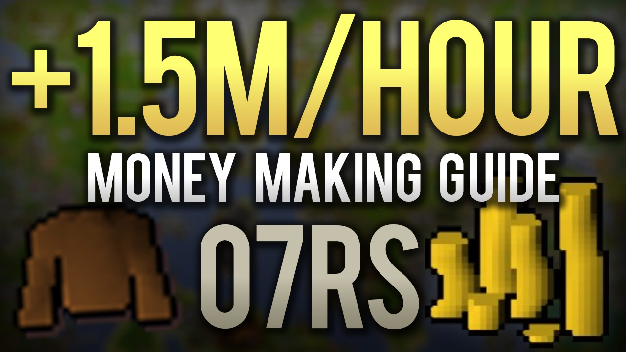 cooking money making guide p2p osrs
