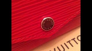 Louis Vuitton Reveal (Sarah Wallet in Epi Leather) Thumbnail