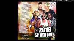 2018 SHUTDOWN MIXTAPE (ZIMDANCEHALL MIX) -MIXED BY DJ LINCMAN +263778866287
