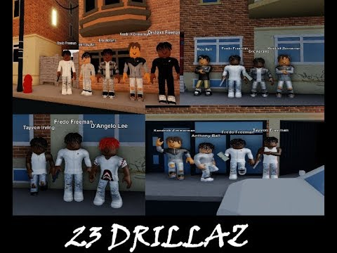 Lil Aone - PG Dons (ROBLOX MUSIC VIDEO) 23 DrillaZ
