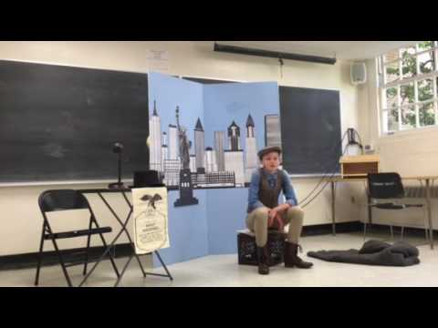 NHD Nationals 2017 - News Boys Strike of 1899 - Fighting Against Injustice