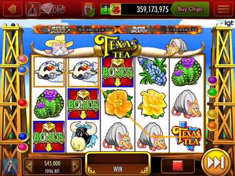 Texas Tea Casino Game