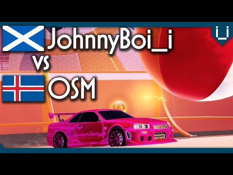 JohnnyBoi vs OSM | Boomer Beachball 1v1