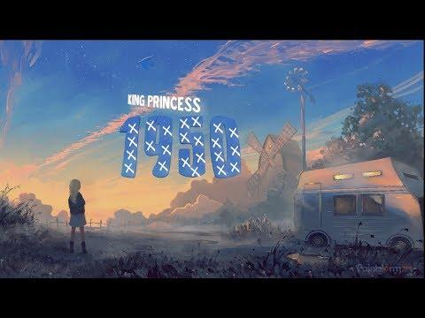 King Princess - 1950 (Lyrics)