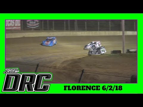 Florence Speedway | 6/2/18 | Late Models