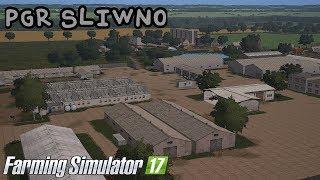 ️Prezentacja mapy - PGR Śliwno #42 Farming Simulator 17