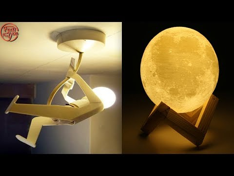 Most Creative Lamp Designs Ever You Will Want To Buy