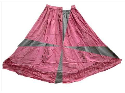 Long Skirts: Bohemian Long Maxi Skirts