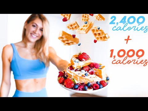 I Ate An EXTRA 1,000 Calories For A Week: Science Explained