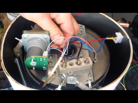 Как починить термопот