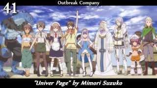 My Anime Opening Rankings - Autumn / Fall 2013 (v2)