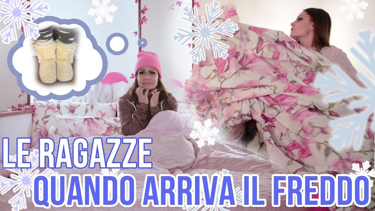 Il Freddo Quando Arriva le ragazze quando arriva il freddo | maryna