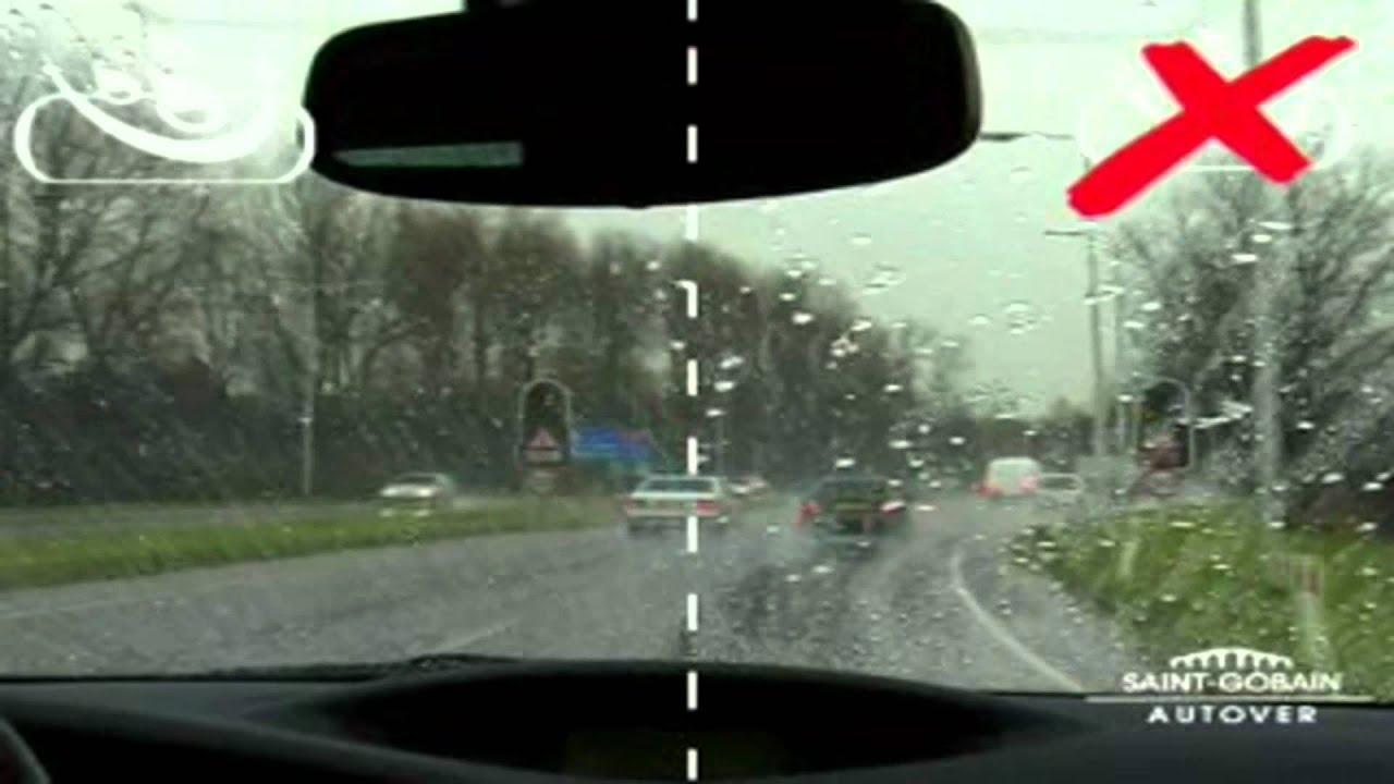 Repelente agua de lluvia para coches mapfre espa a youtube - El mejor limpiacristales ...
