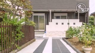 お庭の劇的ビフォア&アフター(新築外構工事)~奥墨邸~