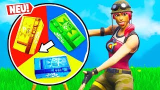 RAD DER AUTOMATEN *NEUER* Modus in Fortnite Battle Royale