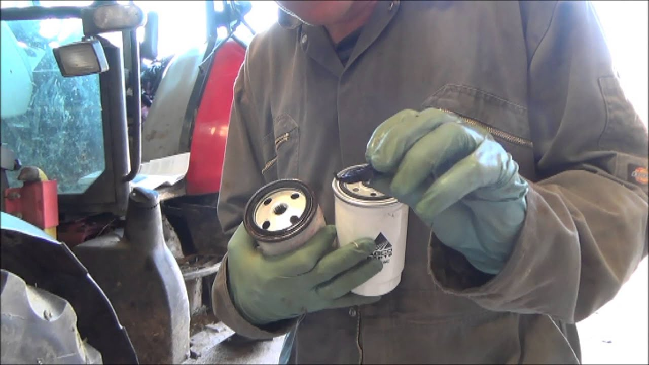 Changing a fuel filter on a mccormick cx95 tractor part 1 youtube changing a fuel filter on a mccormick cx95 tractor part 1 publicscrutiny Gallery