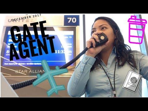 Gate Agent Life