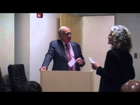 Superintendent Interview: Andrew Bott 2/23/16