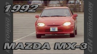 1992 Mazda MX-3 - Throwback Thursday
