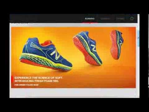 New Balance Coupon Code October 2015 Free Shipping And Up To 75% OFF Promo
