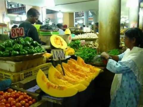 Mauritius Central Market | Port Louis