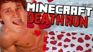 RONALD ZIJN HARTJES ONDERBROEK?!! | Minecraft DEATHRUN!!