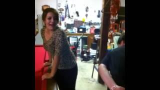 Ally's b day spankings!!!