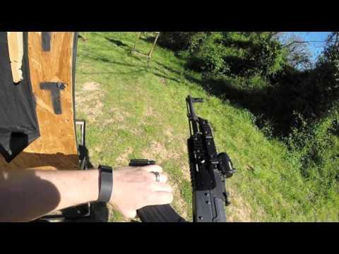 Rifle Side Match at Paris IDPA