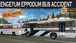 Engeyum Eppodum Movie bus accident ~ Recreation in European Game