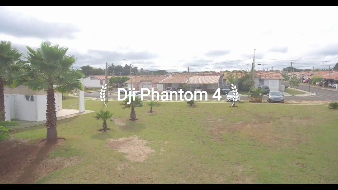 Vôo de Teste com DJI Phantom 4 картинки