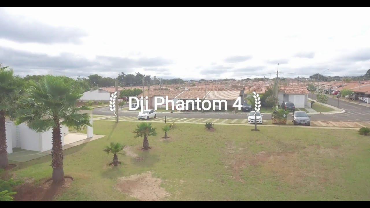 Vôo de Teste com DJI Phantom 4 фото