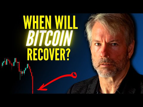 WHEN Will The Bitcoin Price Go BACK UP? Michael Saylor On Bitcoins Next Price Catalyst (JULY 2021)