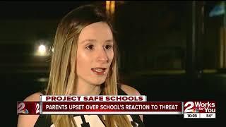 Sapulpa parents learn about violent school threat days after investigation
