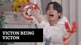 VICTON BEING VICTON (aka the funniest moments)