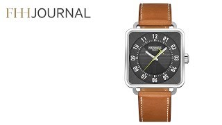 Only Time Will Tell: Hermès Carré H
