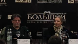 """Валентина Теличкина о фильме """"Большой"""""""