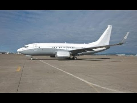 BOEING BUSINESS JET | Private Jet Charters